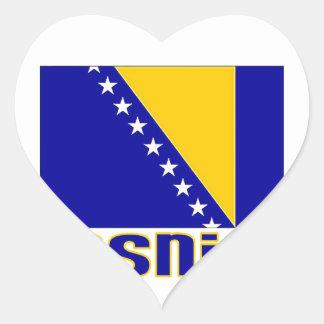 Bosnian Sticker