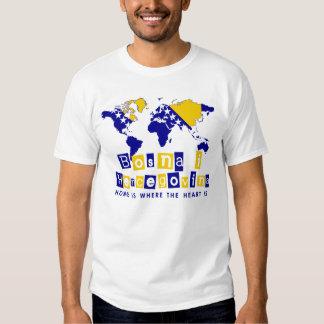 Bosnian World T Shirt