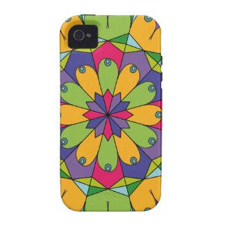 Bosom Mandala 1 Vibe iPhone 4 Cover