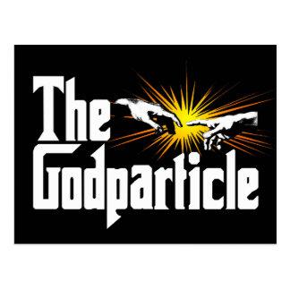 Bosón de Higgs el Godparticle Postal