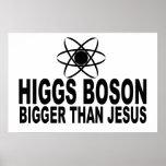 Bosón de Higgs más grande que Jesús Impresiones