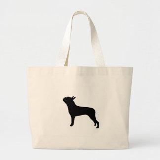 Boson Terrier Gear Large Tote Bag
