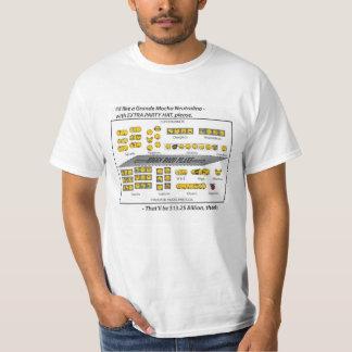 Bosones de Higgs para los idiotas Playera