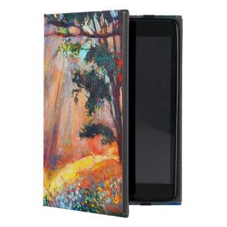 Bosque 4 del otoño iPad mini cárcasa