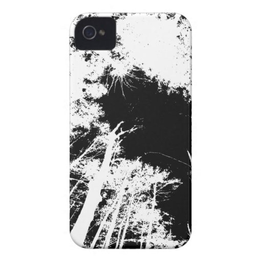 Bosque arriba Case-Mate iPhone 4 protector