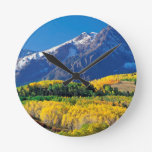 Bosque Colorado de Sneffels Uncompahgre del parque Relojes