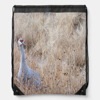 Bosque Crane Bird Backpack
