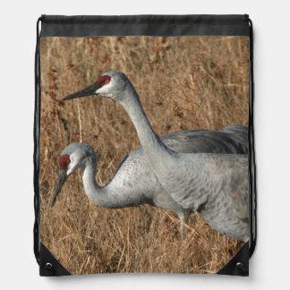 Bosque Crane Birds Backpack