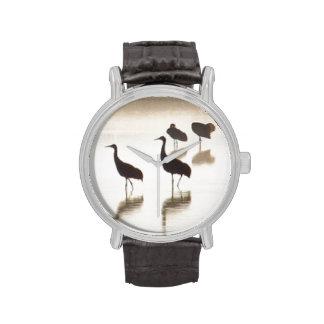 Bosque Cranes Watch