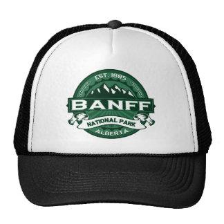 Bosque de Banff Gorras De Camionero