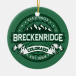 Bosque de Breckenridge Ornamente De Reyes
