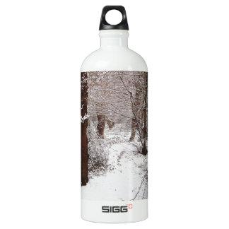 Bosque de Epping en la nieve