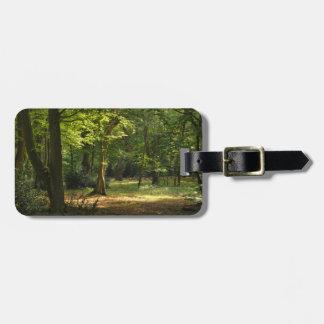 Bosque de Epping Etiquetas Bolsas