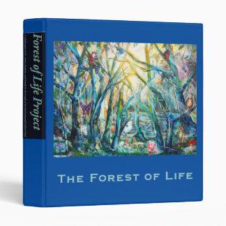 Bosque de la carpeta de la vida