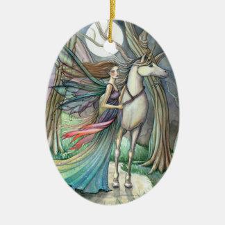 Bosque de la hada de los sueños y del ornamento de ornamentos de reyes