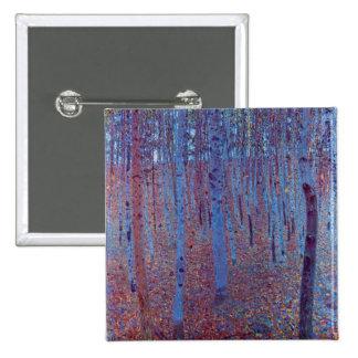 Bosque de la haya de Gustavo Klimt Pins