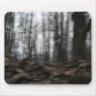 Bosque de Slenderman Tapete De Ratones