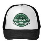 Bosque de Snowmass Gorras