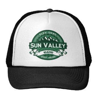 Bosque de Sun Valley Gorro De Camionero