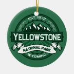 Bosque de Yellowstone Ornatos