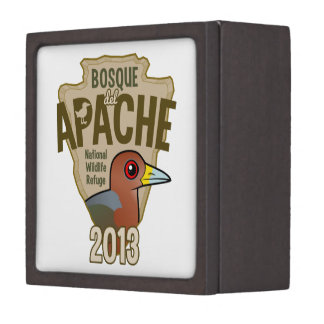 Bosque del Apache Caja De Recuerdo De Calidad