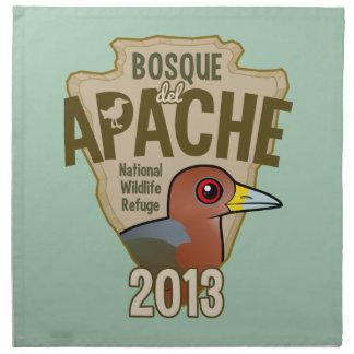 Bosque del Apache Servilleta De Papel
