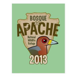 Bosque del Apache Tarjetas Postales