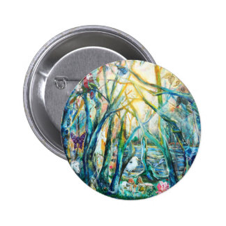 Bosque del botón de la vida pins