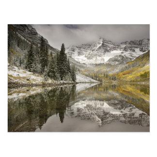 Bosque del Estado de los E.E.U.U., Colorado, el Postales