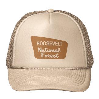 Bosque del Estado de Roosevelt (muestra) Gorras De Camionero