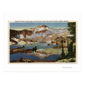 Bosque del Estado de Wallowa, O Tarjetas Postales