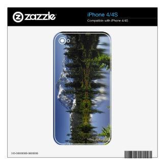 Bosque del Estado del Panadero-Snoqualmie del sopo Skin Para El iPhone 4S