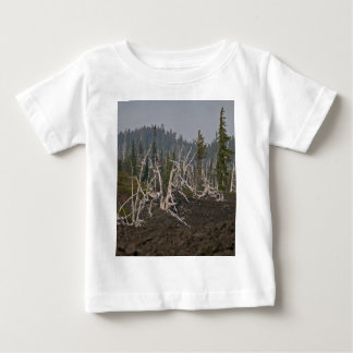 Bosque del fantasma en la lava, viejo McKenzie Hwy Playeras