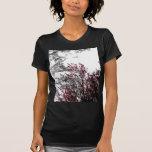 Bosque del invierno camiseta