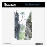 Bosque en Alemania Calcomanías Para iPod Touch 4G