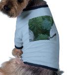 Bosque en Alemania Camisa De Mascota
