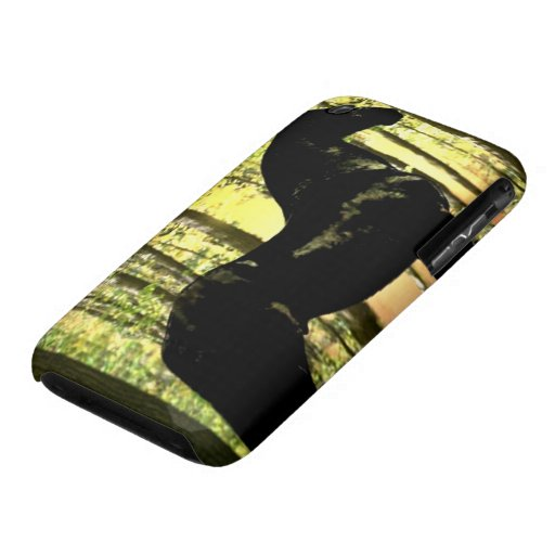 Bosque frisio funda para iPhone 3 de Case-Mate