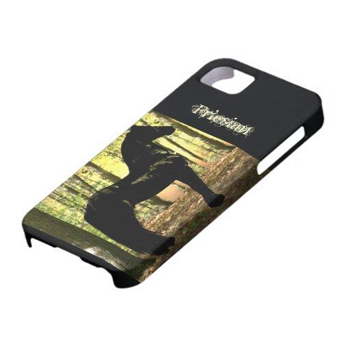 Bosque frisio iPhone 5 funda