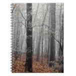 Bosque Frost Edwin Nashville del árbol Cuaderno