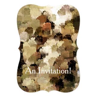 """BOSQUE INVITACIÓN 5"""" X 7"""""""
