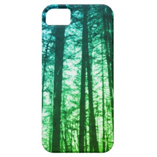 Bosque iPhone 5 Case-Mate Protector