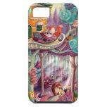 Bosque mágico iPhone 5 cárcasa