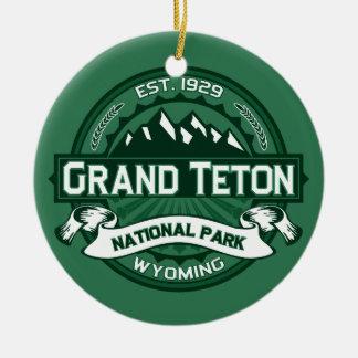Bosque magnífico de Teton Ornato