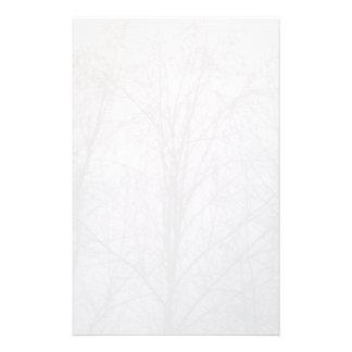Bosque Niebla-enshrouded extracto Papelería