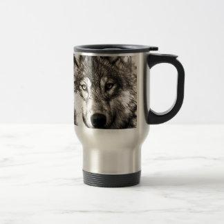Bosque salvaje de la naturaleza de los animales de taza de café