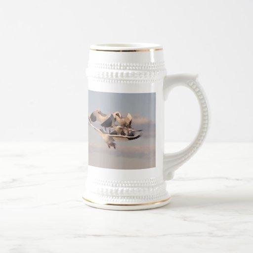 Bosque Snow Geese Mug