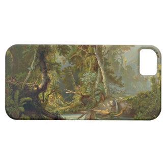 Bosque suramericano 1873 iPhone 5 Case-Mate carcasas