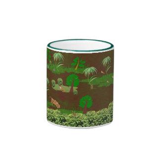 Bosque Tazas De Café