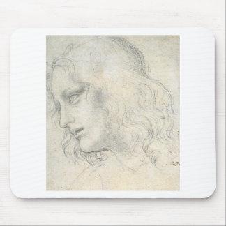bosqueje para la última cena de Leonardo da Vinci. Alfombrilla De Ratón