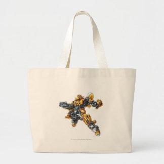 Bosquejo 2 del abejorro bolsa tela grande